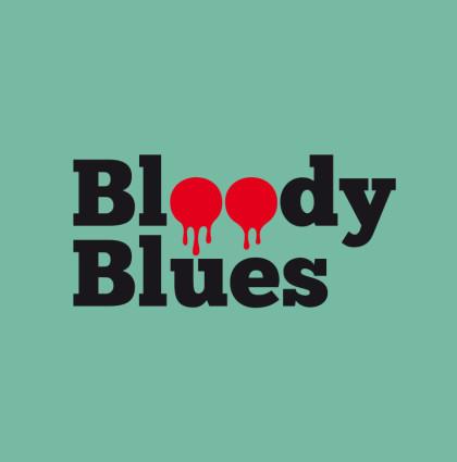 Logo Bloody Blues