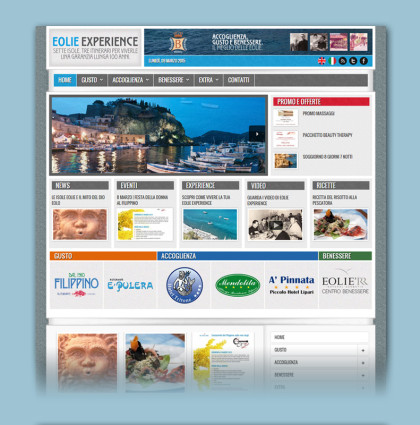 Sito Eolie Experience