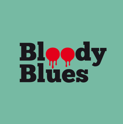 Logo Bloody Blues