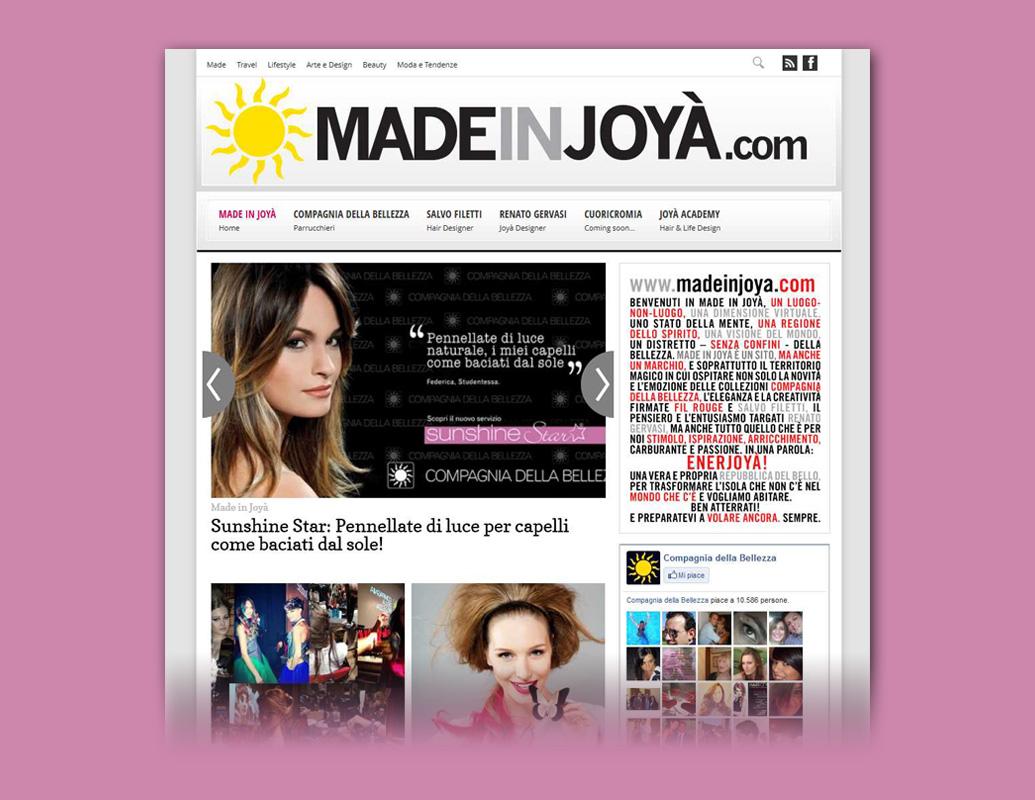 realizzazione sito internet catania