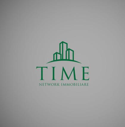 Studio logo Time Immobiliare